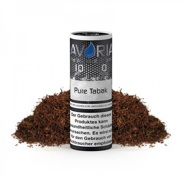 Pure Tabak E-Liquid