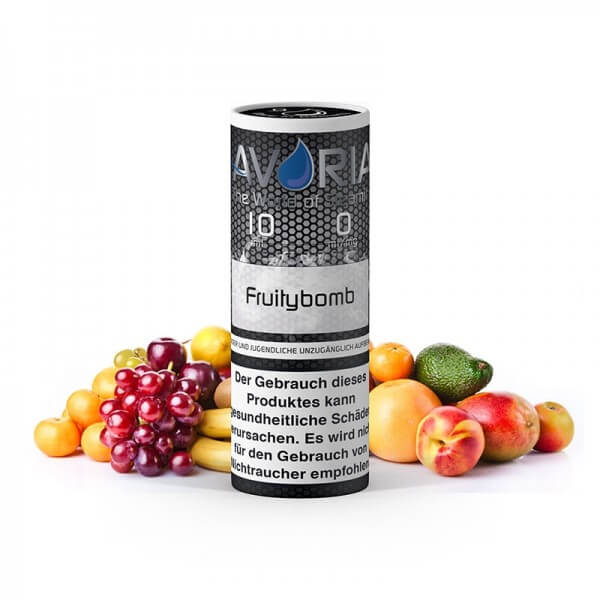 Fruitybomb E-Liquid