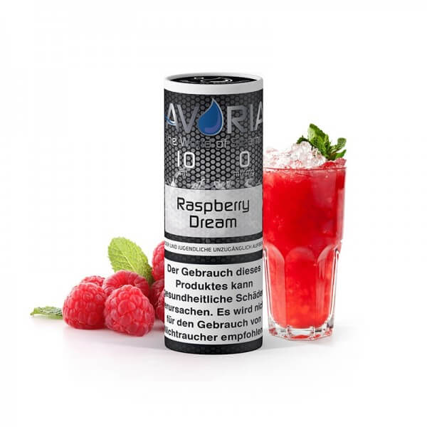 Raspberry Dream E-Liquid