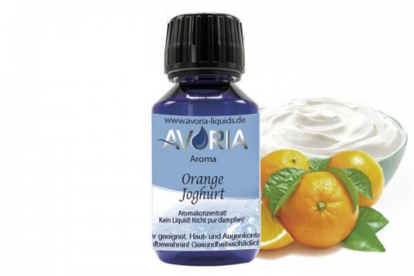 Aroma Orange Joghurt - 100ml