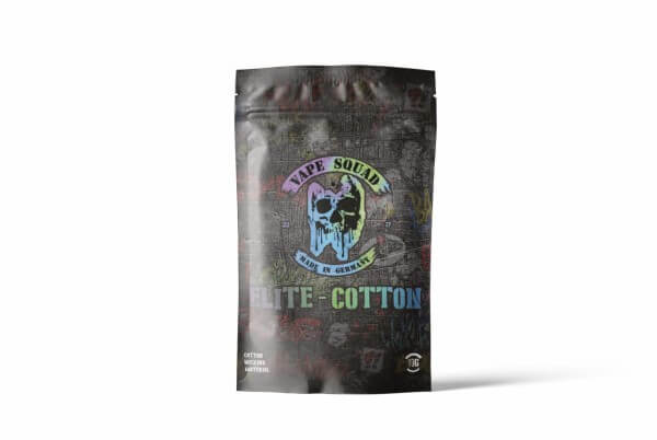 Vape Squad Elite Cotton 10g