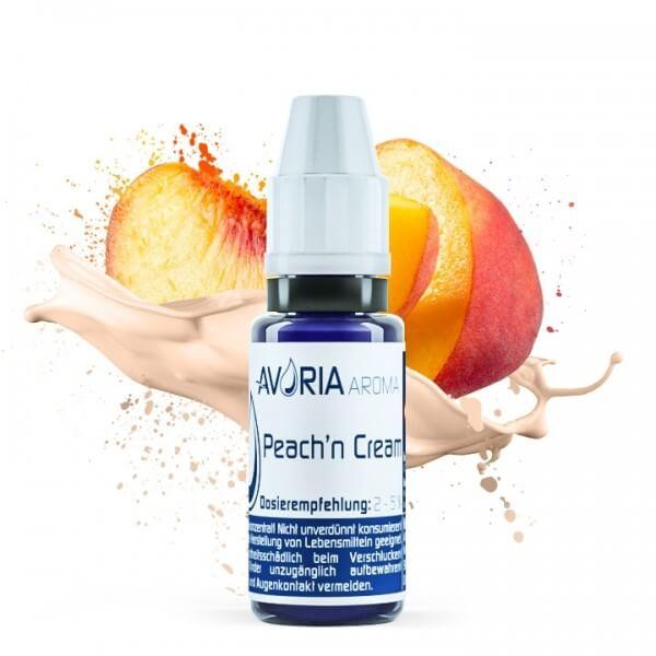 Aroma Peach'n Cream