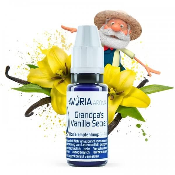 Aroma Grandpa's Vanilla Secret