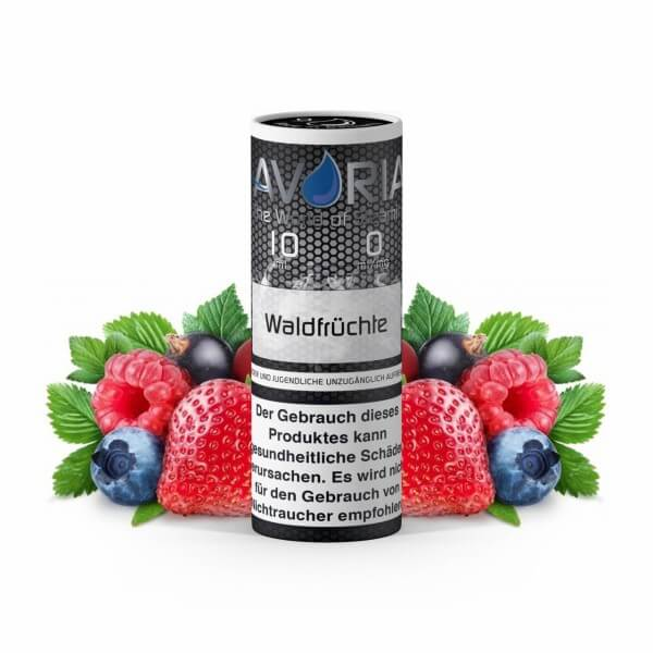 Waldfrüchte E-Liquid