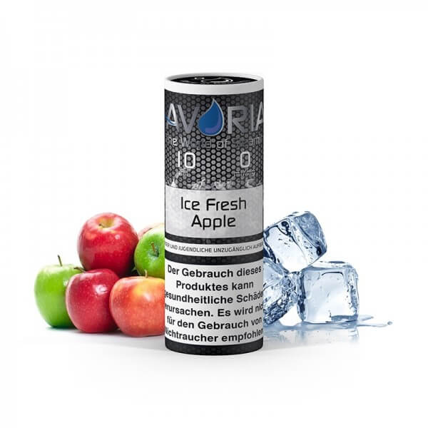 Ice Fresh Apple E-Liquid