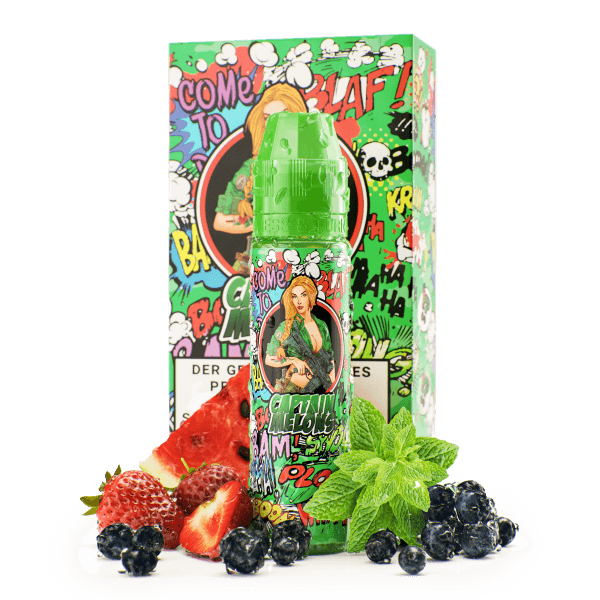 Shake & Vape Captain Melons