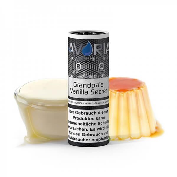 Grandpa's Vanilla Secret E-Liquid