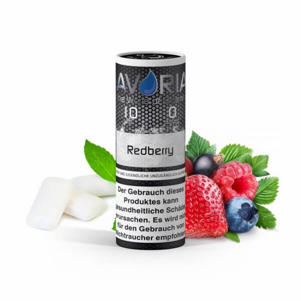Redberry E-Liquid