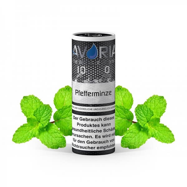 Pfefferminze E-Liquid