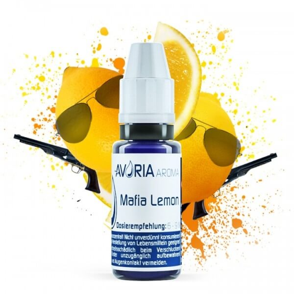 Aroma Mafia Lemon